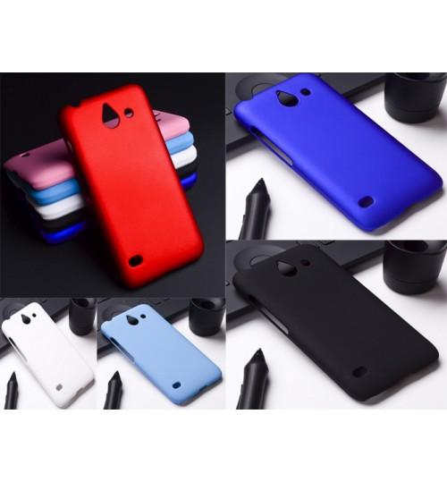 Huawei Ascend Y550 Slim hard case+PEN
