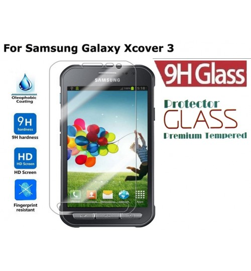 Galaxy Xcover 3 tempered Glass Protector Film