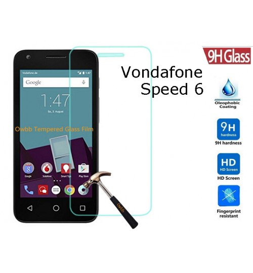 Vodafone Smart Speed tempered Glass Protector Film