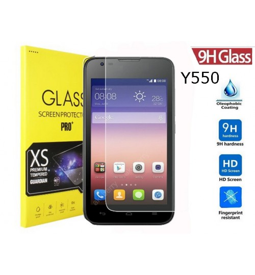 Huawei Y550 tempered Glass Protector Film