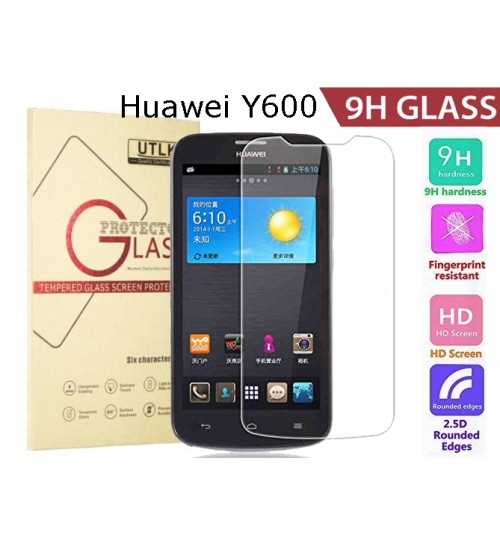 Huawei Ascend Y600 tempered Glass Protector Film