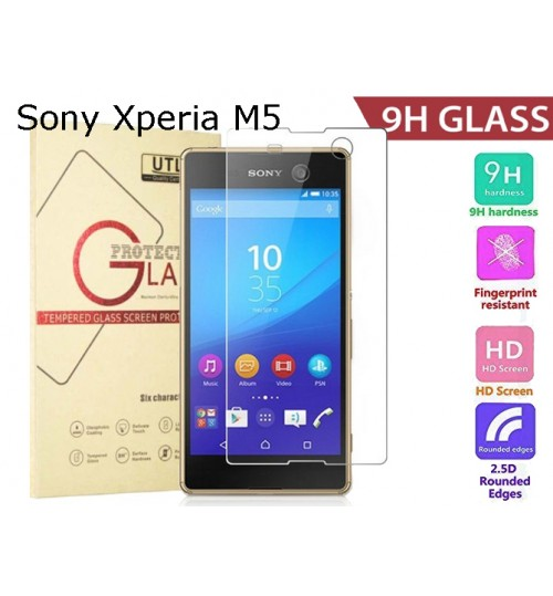 Sony Xperia M5 tempered Glass Protector Film