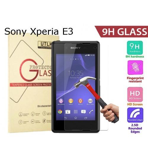 Sony Xperia E3 tempered Glass Protector Film