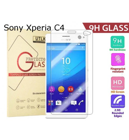 Sony Xperia C4 tempered Glass Protector Film