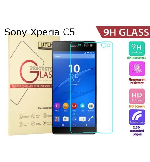 Sony Xperia C5 tempered Glass Protector Film