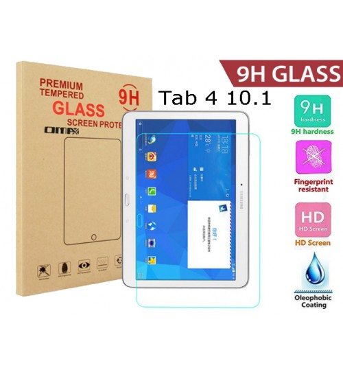 Galaxy Tab 4 10.1 Tempered Glass Screen Protector