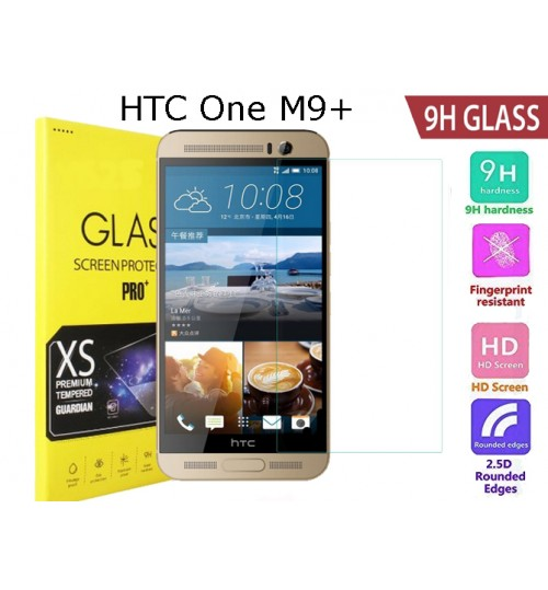 HTC One M9 Plus tempered Glass Screen Protector