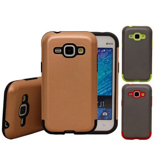 Samsung Galaxy J1 Dual Layer impact proof Case