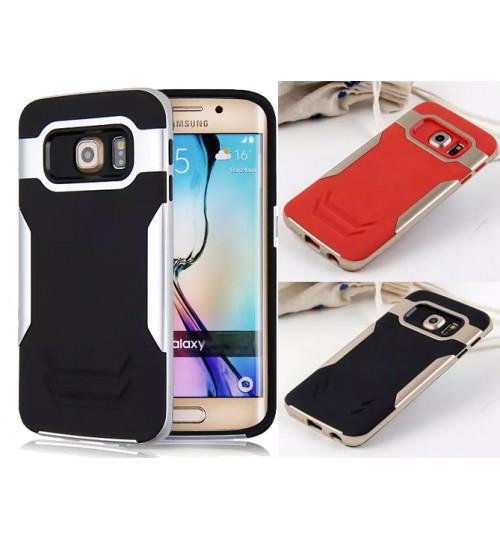 Galaxy S6 edge Dual Layer impact proof Case