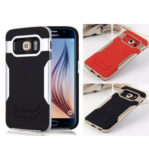 Galaxy S6 Dual Layer impact proof Case