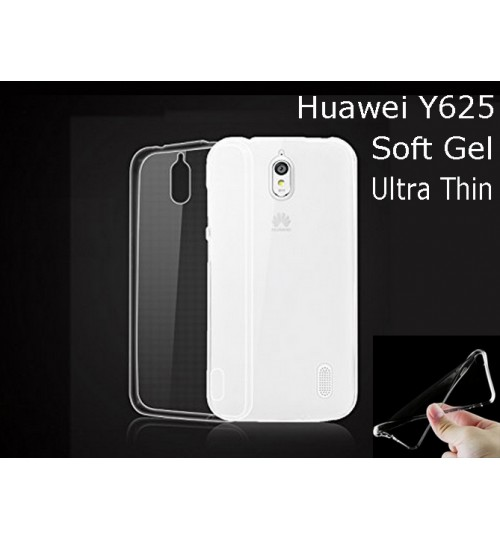Huawei Y625 case clear gel Ultra Thin soft tpu case