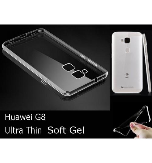 Huawei G8 case clear gel Ultra Thin