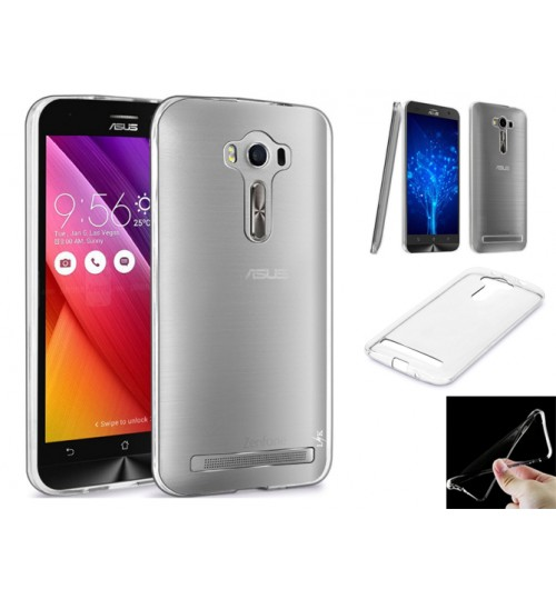 Asus Zenfone 2 Laser 5.5 TPU clear Ultra Thin case