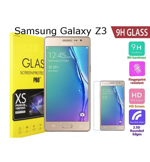 Samsung Galaxy Z3 tempered Glass Protector Film