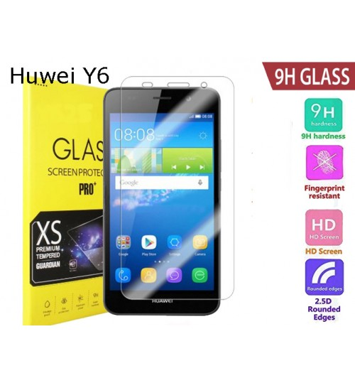 Huawei Y6 tempered Glass Protector Film