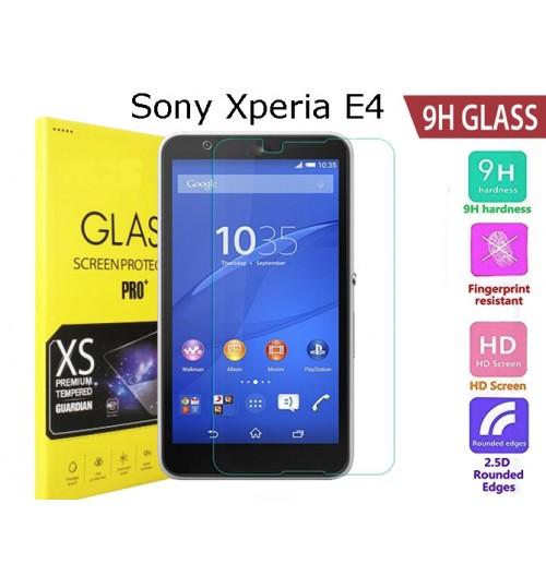 Sony Xperia E4 tempered Glass Protector Film