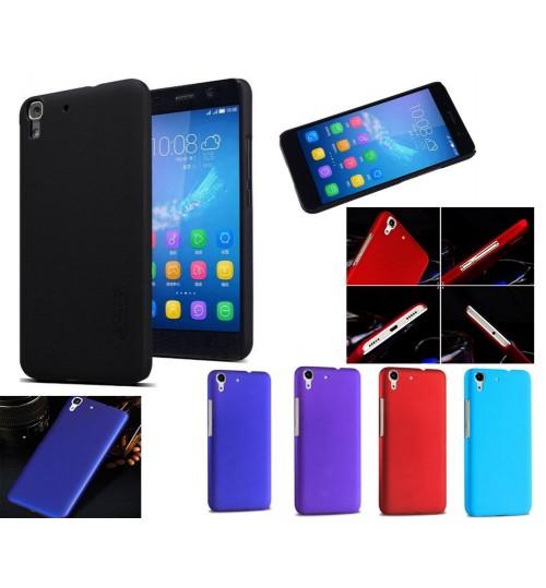 Huawei Y6 Case Super Slim Shield matte+Pen+SP