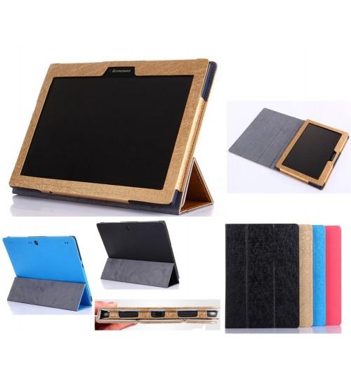 Lenovo tab 2 A10-70 Tablet luxury case+PEN