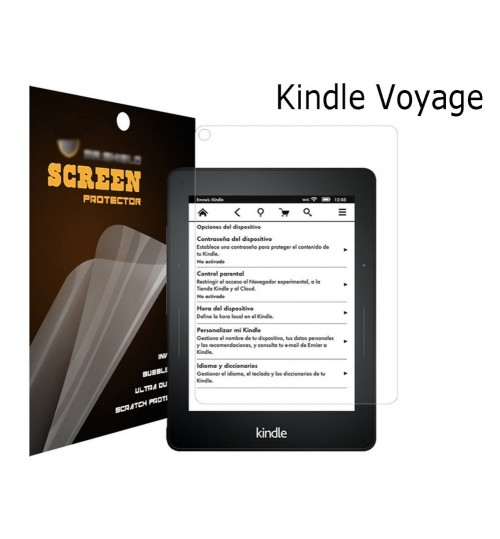 Kindle Voyage Matte Finish Screen Protector