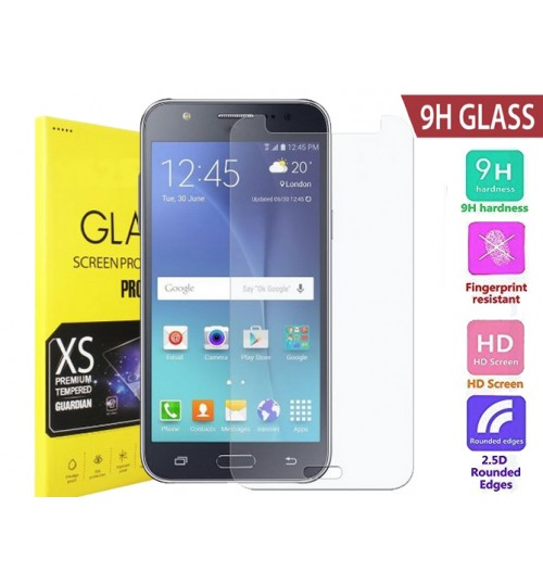 Samsung Galaxy J5 tempered Glass Protector Ultra Clear Screen protector