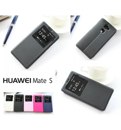 Huawei Mate S smart cover w window