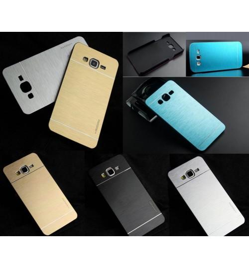 Samsung Galaxy J2 Prime case aluminium hybrid case