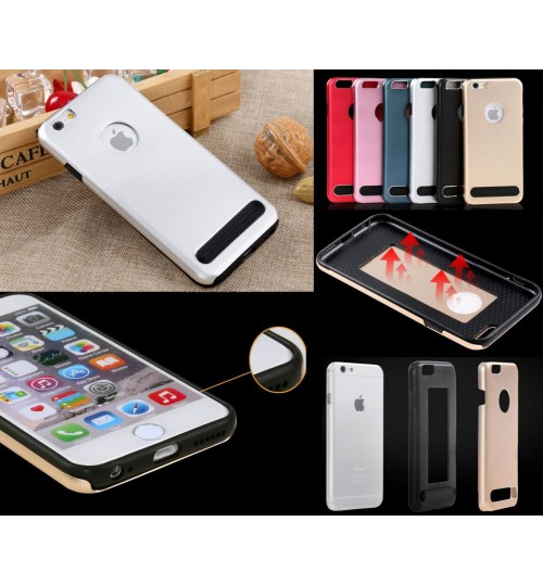 iPhone 6 6s aluminium hybrid impact proof case