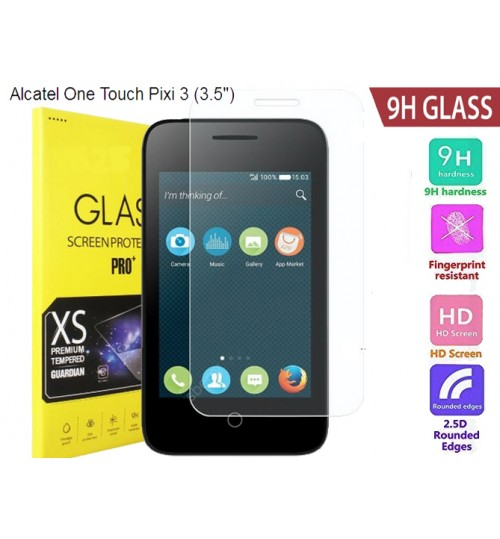 Alcatel One Touch Pixi 3 Glass Screen Protector