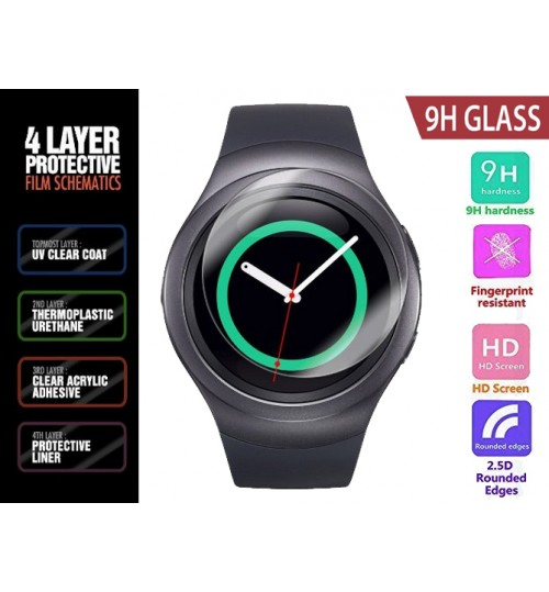 Samsung Gear S2 Watch Tempered Glass Protector