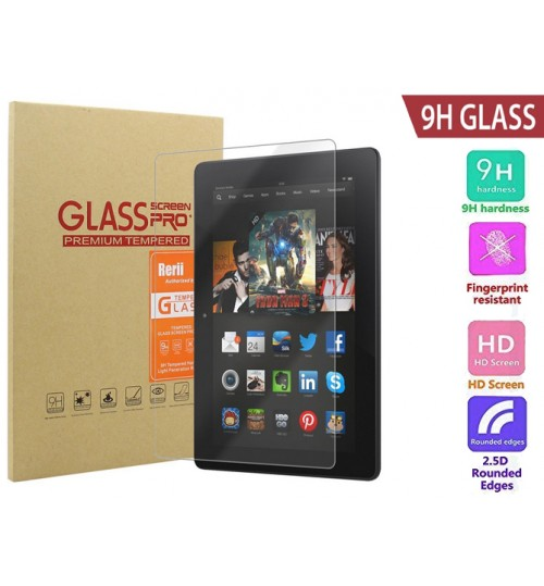 Kindle Fire HD 7 Tempered Glass Screen Protector