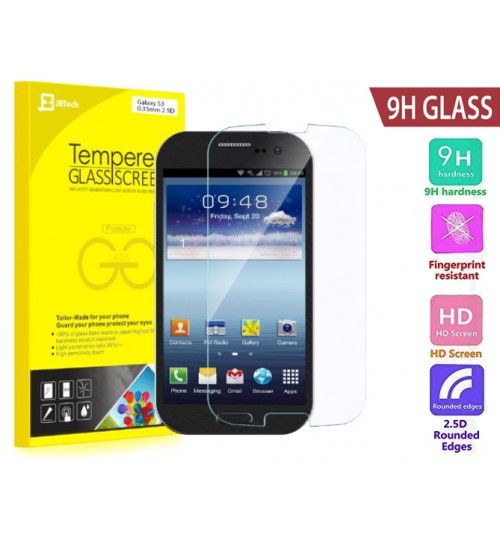 Galaxy S3 tempered Glass Protector Film