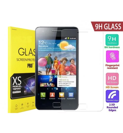 Galaxy S2 tempered Glass Screen Protector Film