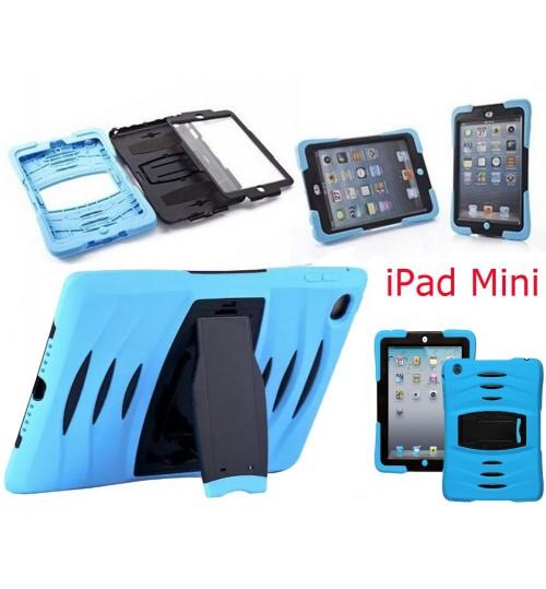 iPad Mini defender rugged heavy duty case+Pen