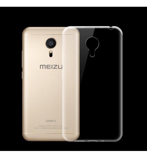 MEIZU MX4 TPU clear Ultra Thin case