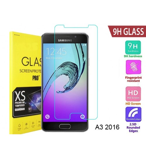 Galaxy A3 2016 tempered Glass Screen Guard Samsung