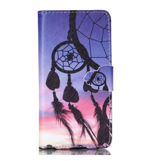 Galaxy S6 case wallet leather case printed