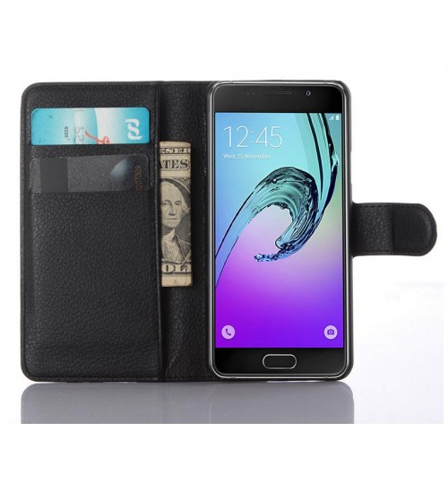 Galaxy A3 2016 case wallet leather case