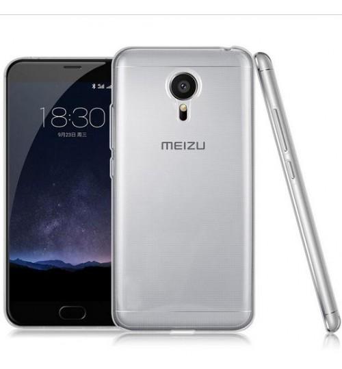 MEIZU M2 NOTE Clear Gel Soft TPU Ultra Thin case