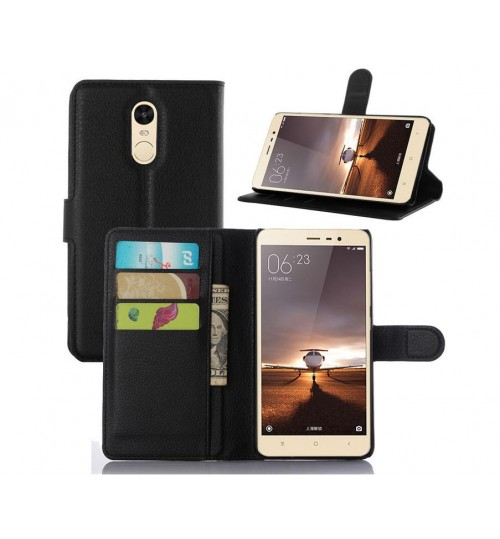 Xiaomi Redmi NOTE 3 wallet leather case+Pen
