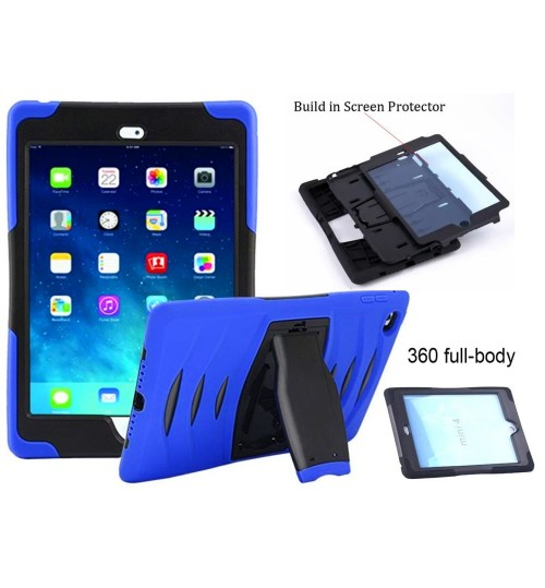 iPad Mini 4 defender rugged heavy duty case+Pen