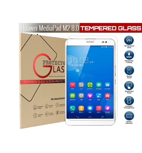 Huawei M2 8 INCH Tempered Glass Screen Protector