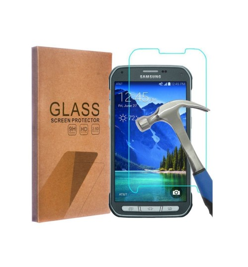 Galaxy S5 Active tempered Glass Screen Protector