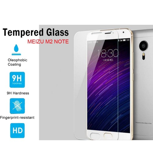 MEIZU M2 NOTE Tempered Glass Screen Protector