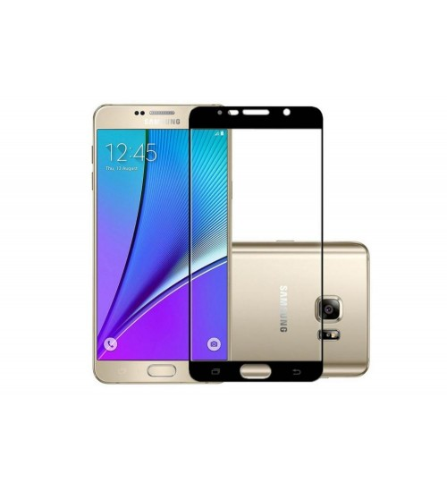 GALAXY NOTE 5 FULL screen Tempered Glass Protector