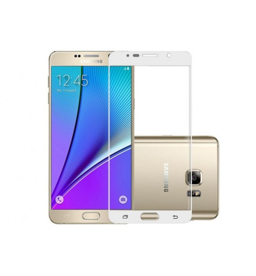 GALAXY NOTE 4 FULL screen Tempered Glass Protector