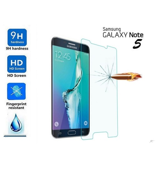 Galaxy Note 5 Tempered Glass Protector Film