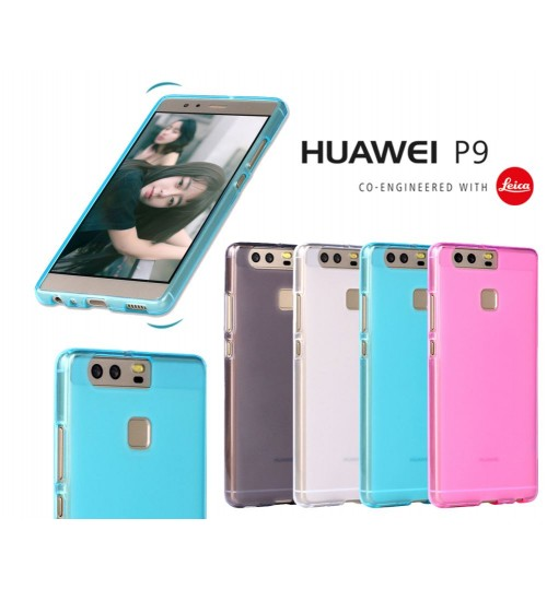 Huawei P9 case TPU Soft Gel Case