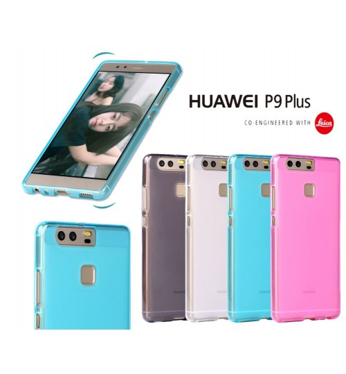 Huawei P9 Plus case TPU Soft Gel Case