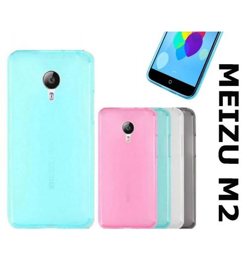 MEIZU M2 case TPU Soft Gel Case