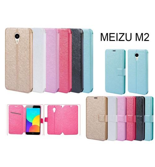 MEIZU M2 case luxury wallet slim flip case